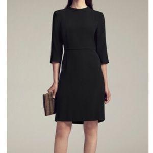 MM Lafleur The Lena Dress Black Career Dress 10